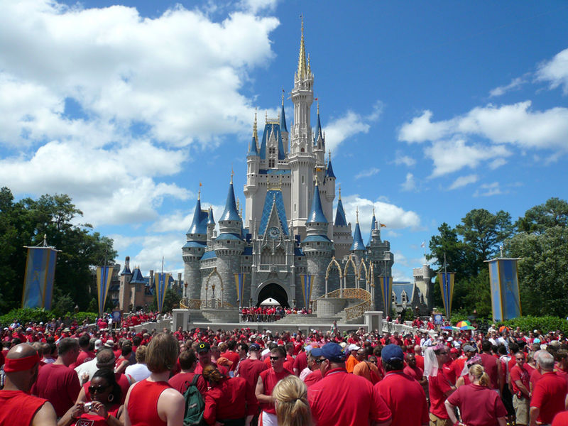 RED SHIRT PRIDE DAYS at Walt Disney World® Resort